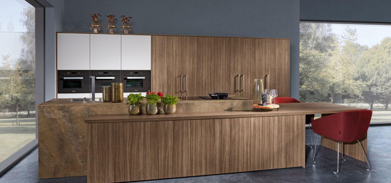 Silvia Wood Classic beckermann kitchen