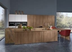 Silvia Wood Classic beckermann kitchen