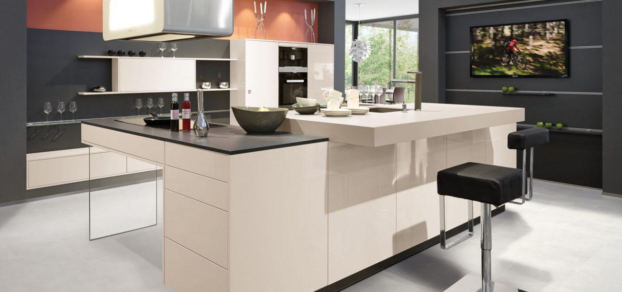 Gloss beckermann kitchen