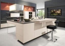 Gloss beckermann kitchen