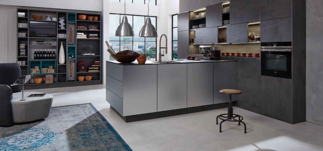 beckermann concrete kitchen