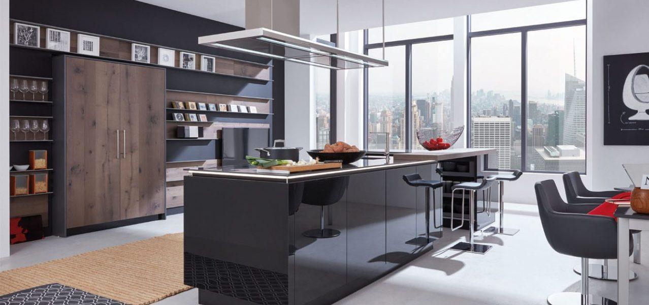 beckermann wooden kitchen cabinet