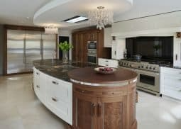 traditional classic kitchen