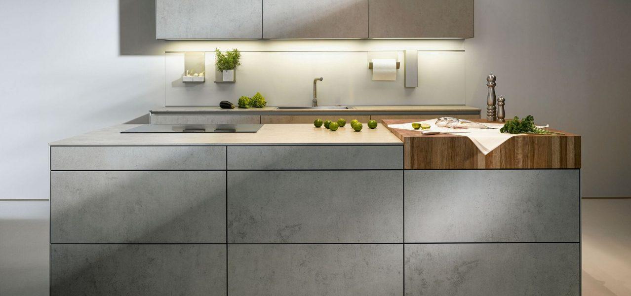 expensive modern kitchen