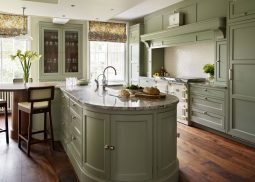 classic english kitchen