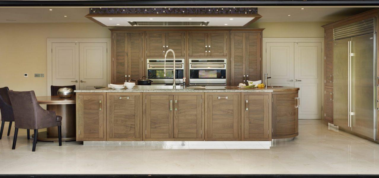 luxury traditional kitchen
