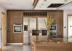 luxury traditional kitchen