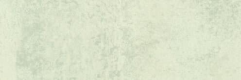 White concrete kitchen cabinet