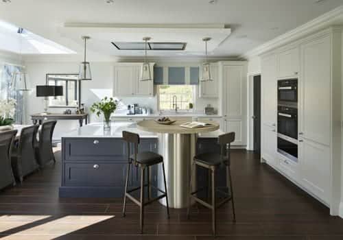luxury kitchens london