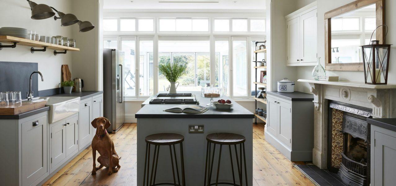 classic english kitchen