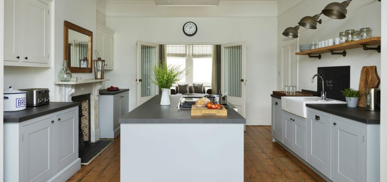 luxury classic kitchen