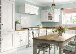 Laura Ashley kitchen