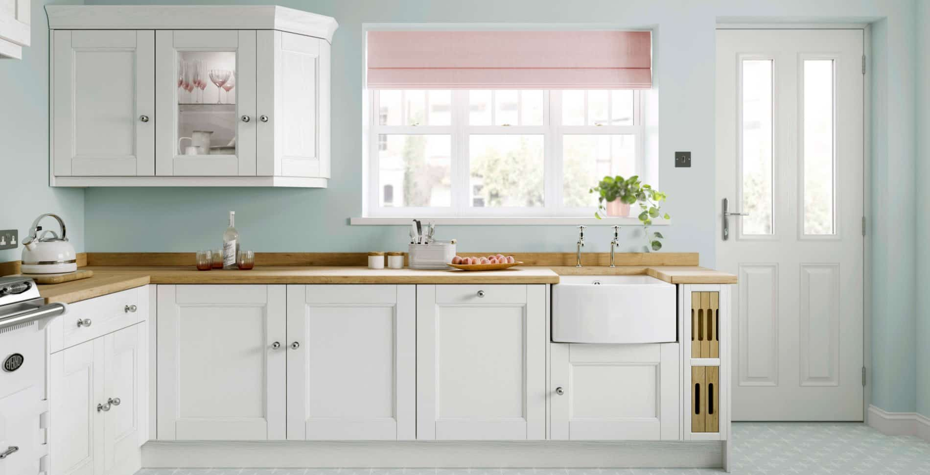 Laura Ashley kitchen