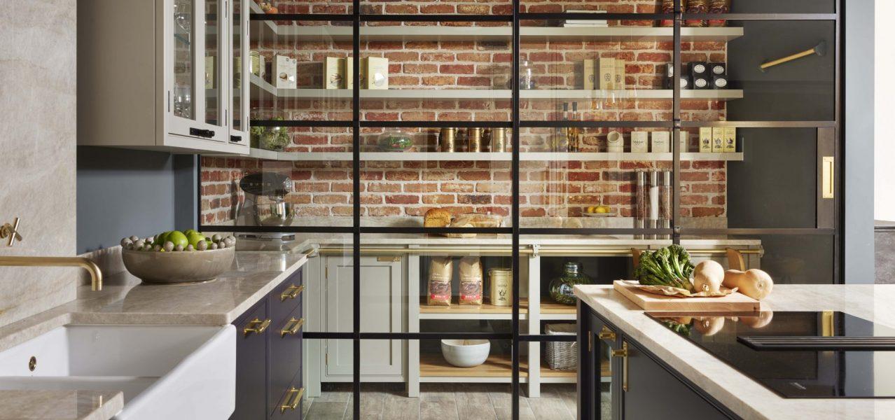 moden davenport kitchen