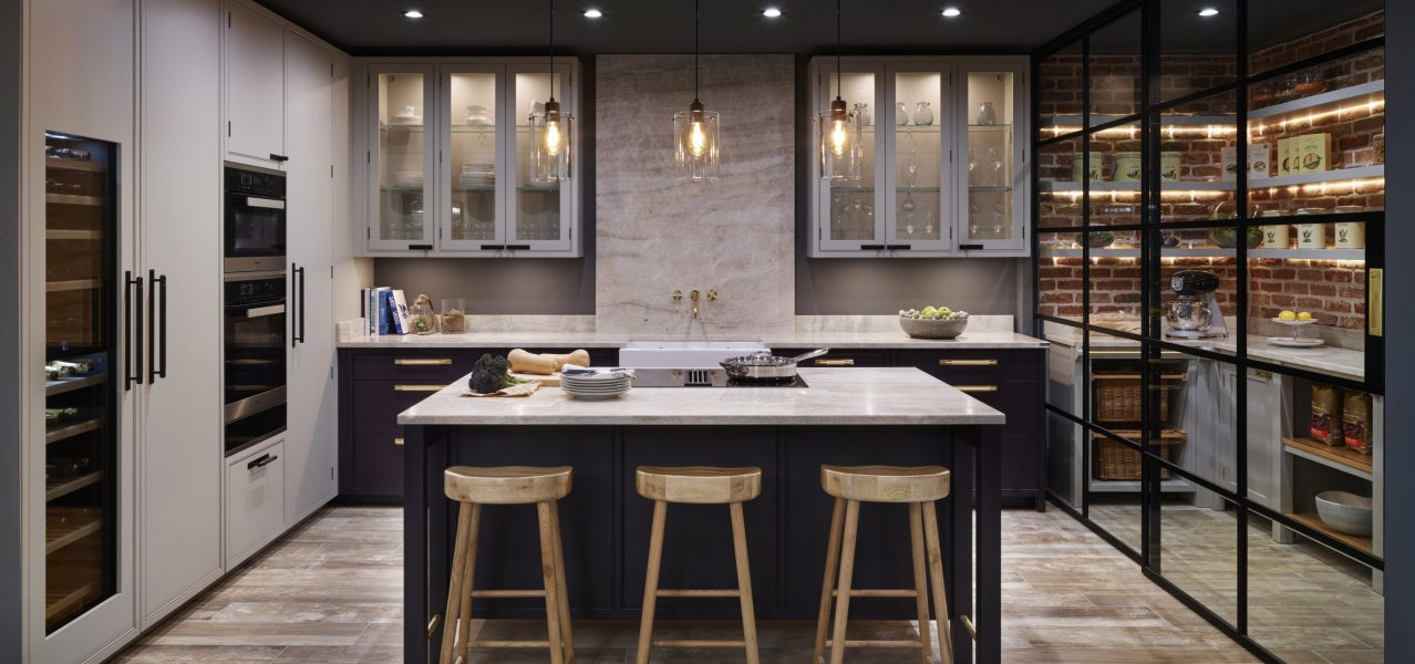 modern kitchen london