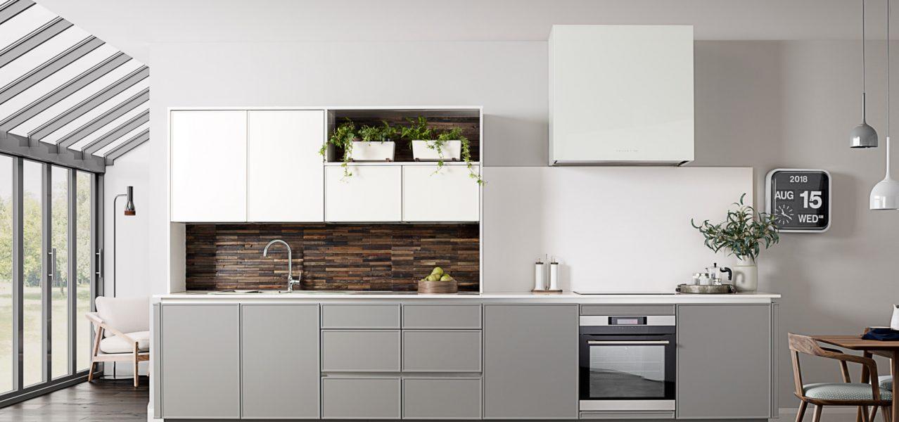 Modern affordable kitchen