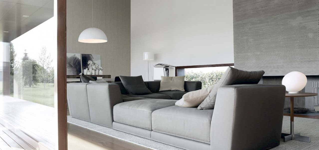 Openplan Design, sofas, Pasha, living room, Jesse