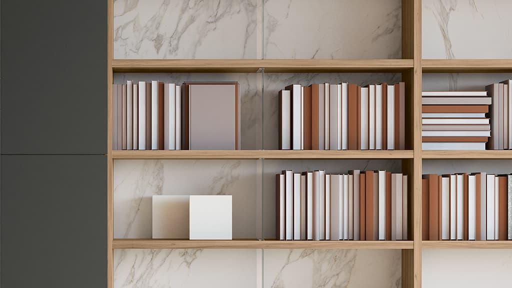 Libreria Trenta II - Febal Casa